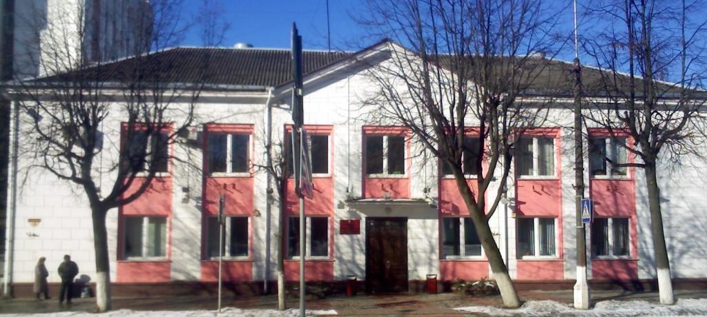Здание ЖРЭТ ул. 1-я Пролетарска, д.16